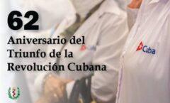 Cuba: 62 años de revolución