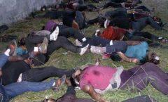 Migrantes indígenas, masacres y violencias transfronterizas