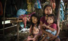 Hambruna en Centroamérica
