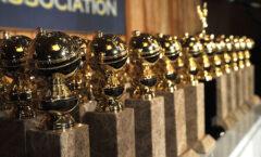 Los Globos de Oro marcan inicio de entrega de premios en era Covid