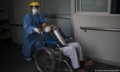 joven médico luchó con su familia por su vida, pero la falta de electricidad lo mató