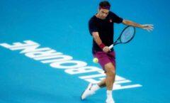 Tras caso de Covid-19, aíslan a centenares de tenistas en Australia
