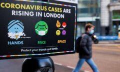 """Variante británica del coronavirus """"va a barrer el mundo, con toda probabilidad"""": Genomics UK"""