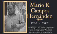 El cura Mario Campos, defensor de los derechos de pueblos indígenas en Guerrero