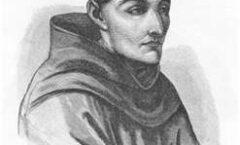 Fray Bernardino de Sahagún,enciclopedista y primer antropólogo en México