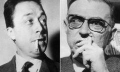 Sartre, Camus y la pandemia.