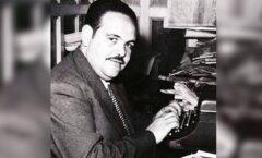 """Carlos Septién García """"El Tío Carlos""""  Nacido en la ciudad de Querétaro en 1915"""