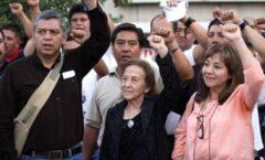 Muere por coronavirus Carlos Piedra Ibarra, hermano de la presidenta de la CNDH