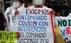 México, primer lugar mundial en porcentaje de muertos por covid-19 por cada 100 mil habitantes