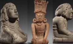 El INAH a 82 años no puede con el tráfico de arte precolombino
