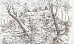 Ranas y Toluquilla, zonas arqueológicas