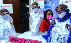 Bendición del Niño Dios será virtual para evitar contagios: Arquidiócesis