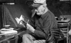 """Poema """"Vida infinita"""" de Lawrence Ferlinghetti"""
