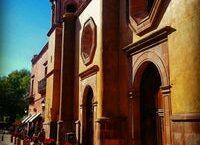 El templo de San José de Gracia