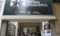 Casa Refugio Citlaltépetl, clama por voces que se levanten, se unan y griten: