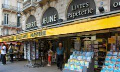 Gibert Jeune, la mítica librería de París