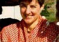 Ana Belén Montes de 64 años de edad en uno de los pabellones del infierno