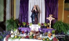 La tradición del Altar de Dolores
