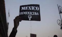 """""""Ni un feminicidio más"""", claman miles de mujeres en todo el país"""