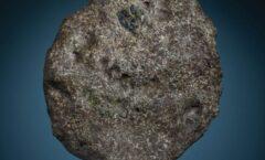 Meteorito más antiguo que la Tierra es encontrado en el Sahara