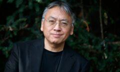 novela de Kazuo Ishiguro, la primera después de recibir el Nobel de Literatura en 2017