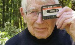 Lou Ottens, el padre holandés del casete,
