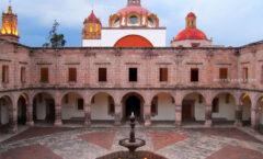 Tres exposiciones/Centro Cultural Clavijero en Morelia