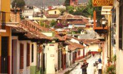 La Ciudad de San Cristóbal de Las Casas