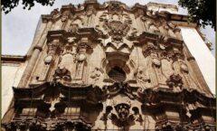 Templo de Nuestra Señora de los Angeles; breve pero puntual bitácora de su restauración en proceso.