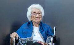 """""""A sombra de luz"""", homenaje a Dolores Castro, por su cumpleaños 98"""