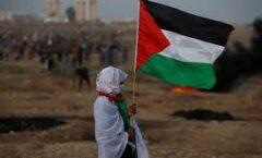 La historia palestina es hoy la más triste del mundo.