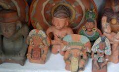 Vuelven a México 280 piezas arqueológicas decomisadas en EU