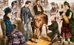 En 1775 el médico rural inglés Edgard Jenner y la viruela