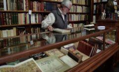 Librería Antigua Madero y Enrique Fuentes Castillo