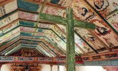 El sotocoro de la iglesia en Nurío, joya cultural y metáfora de un universo musical