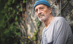 El artista plástico Vicente Rojo
