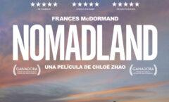 Nomadland triunfa en los Bafta; Hopkins se lleva el premio a mejor actor