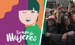 """50 mujeres, 50 obras, 50 años. """"Tiempo de mujeres"""""""