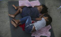 El drama que representan los niños migrantes no acompañados