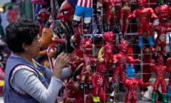 """Hoy culmina la Semana Santa  con la quema de los """"judas"""""""