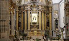 Virgen de La Soledad en Irapuato