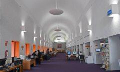 La Biblioteca de las Artes con más de 800 mil documentos que no se encuentran en ningún otro archivo,