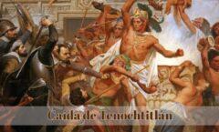 La caída de México-Tenochtitlan fue obra de grandes ejércitos indígenas.