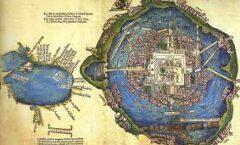 México-Tenochtitlan, la ciudad más grande del mundo a principios del siglo XVI