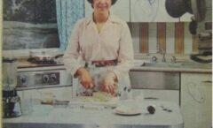 Cuando entré a la tv no sabía cocinar, confiesa Chepina Peralta