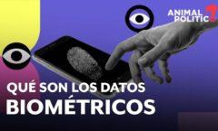 Viola la Constitución imponer entrega de datos biométricos