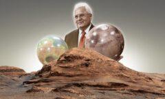 Científico Rafael Navarro, primer mexicano en Marte