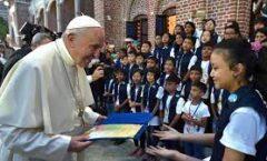 Pacto Educativo Global, el Papa Francisco afirmó que la educación es: