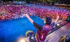 Festival en Wuhan reúne a 11 mil personas