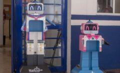 Querétaro y el regreso a clases seguro con un robot que detecta COVID-19